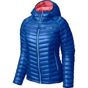 Mountain Hardwear Ghost Whisperer Hooded Down Jacket - Women's