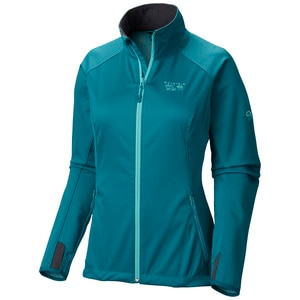 Mountain Hardwear Anselmo Softshell Jacket - Women's