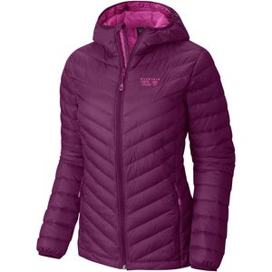 Mountain Hardwear Micro Ratio Hooded Down Jacket - Women's