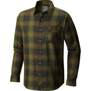 Mountain Hardwear Franklin Long-Sleeve Shirt - Men's