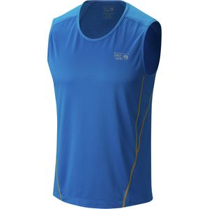 Mountain Hardwear Wickedcool Tank Top - Men's