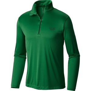 Mountain Hardwear Wicked 1/4-Zip Shirt - Long-Sleeve - Men's