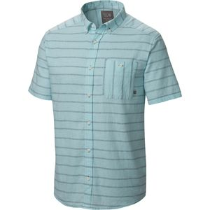 Mountain Hardwear Codelle Shirt - Short-Sleeve - Men's