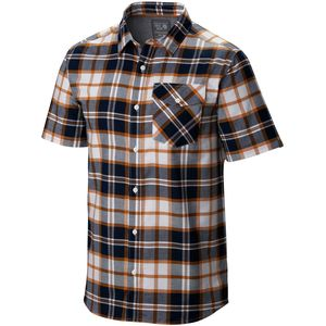Mountain Hardwear Drummond Shirt - Short-Sleeve - Men's