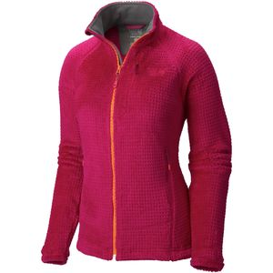 Mountain Hardwear Monkey Woman Grid II Fleece Jacket - Women's
