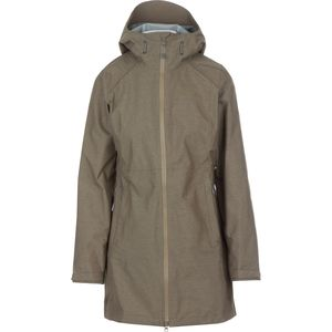 Mountain Hardwear SOMA Plasmic Trench Jacket - Women's