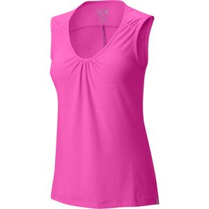 Mountain Hardwear DrySpun T-Shirt - Sleeveless - Women's