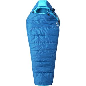 Mountain Hardwear Bozeman Flame Sleeping Bag: 20 Degree Synthetic - Women's