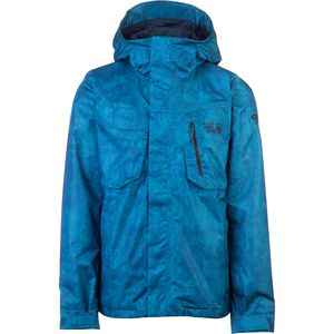 Mountain Hardwear Snowzilla Printed Jacket - Men's