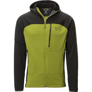 Mountain Hardwear Desna Hooded Grid Fleece - Men's