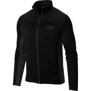 Mountain Hardwear Desna Grid Fleece Jacket - Men's