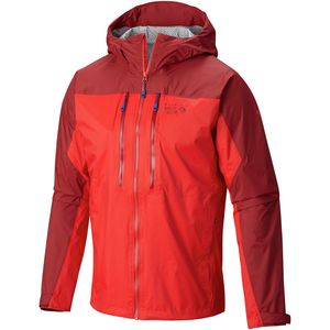 Mountain Hardwear Alpen Plasmic Ion Jacket - Men's