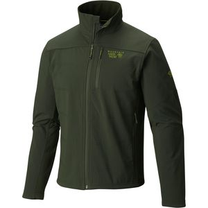 Mountain Hardwear Ruffner Hybrid Jacket - Men's