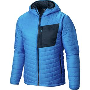 Mountain Hardwear Thermostatic Hooded Insulated Jacket - Men's