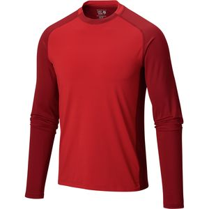 Mountain Hardwear Butterman Crew Shirt - Long-Sleeve - Men's