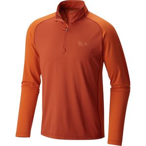 Mountain Hardwear Butterman 1/2-Zip Top - Long-Sleeve - Men's