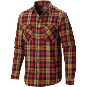 Mountain Hardwear Trekkin Flannel Shirt - Long-Sleeve - Men's