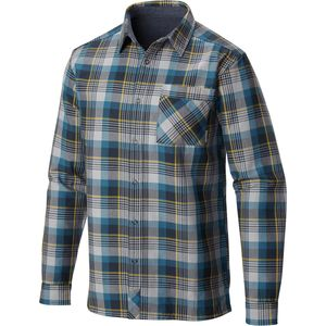 Mountain Hardwear Reversible Flannel Plaid Shirt - Long-Sleeve - Men's