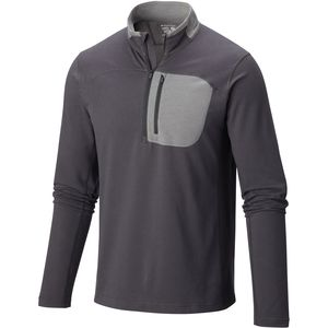 Mountain Hardwear Cragger 1/2-Zip Shirt - Long-Sleeve - Men's