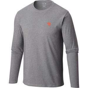 Mountain Hardwear MHW Logo Graphic T-Shirt - Long-Sleeve - Men's