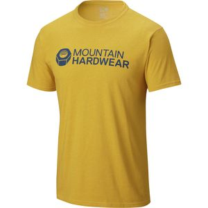 Mountain Hardwear Logo Graphic T-Shirt - Short-Sleeve - Men's