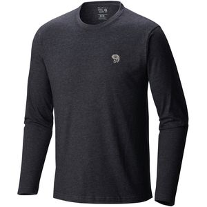 Mountain Hardwear Logo Graphic T-Shirt - Long-Sleeve - Men's