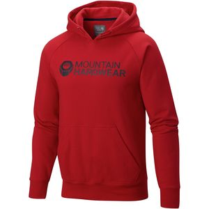 Mountain Hardwear Logo Graphic Pullover Hoodie - Men's