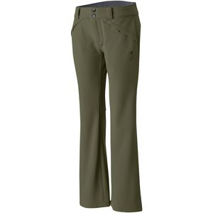 Mountain Hardwear Sharp Chuter Softshell Pant - Women's
