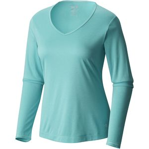 Mountain Hardwear Wicked Printed Shirt - Long-Sleeve - Women's