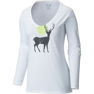 Mountain Hardwear Oh My Deer T-Shirt - Long-Sleeve - Women's