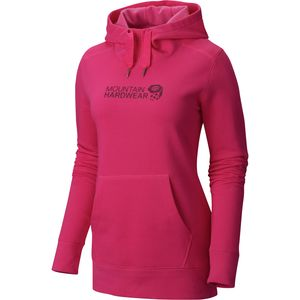 Mountain Hardwear Graphic Logo Pullover Hoodie - Women's