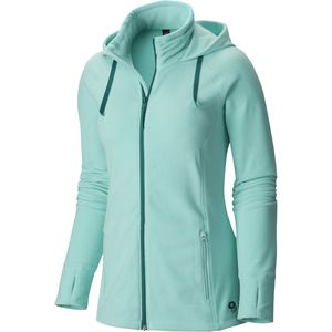 Mountain Hardwear MicroChill Full-Zip Hoodie - Women's