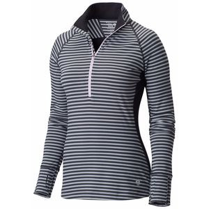 Mountain Hardwear Butterlicious Half-Zip Top - Long-Sleeve - Women's