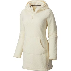 Mountain Hardwear Diamond Quartz Tunic Hooded Sweatshirt - Women's