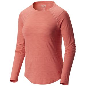 Mountain Hardwear Mighty Stripe Shirt - Long-Sleeve - Women's