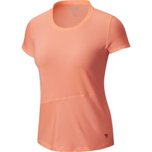 Mountain Hardwear Wicked Lite Shirt - Short-Sleeve - Women's