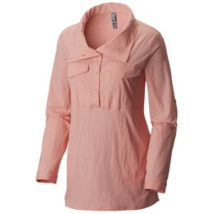 Mountain Hardwear Citypass Popover Shirt - Long-Sleeve - Women's