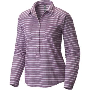 Mountain Hardwear Daralake Pullover Shirt - Long-Sleeve - Women's