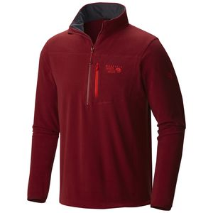 Mountain Hardwear Strecker Lite 1/4-Zip Pullover Jacket - Men's
