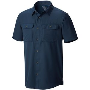 Mountain Hardwear Canyon Shirt - Short-Sleeve - Men's