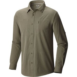 Mountain Hardwear Air Tech Shirt - Long-Sleeve - Men's