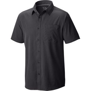 Mountain Hardwear Air Tech Shirt - Short-Sleeve - Men's