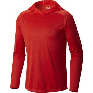 Mountain Hardwear River Gorge Hooded Shirt - Long-Sleeve - Men's