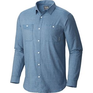 Mountain Hardwear Sadler Shirt - Long-Sleeve - Men's