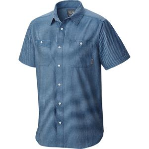 Mountain Hardwear Sadler Shirt - Short-Sleeve - Men's