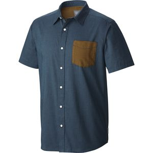 Mountain Hardwear Dervin Shirt - Short-Sleeve - Men's