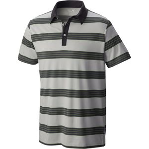 Mountain Hardwear ADL Striped Polo Shirt - Short-Sleeve - Men's