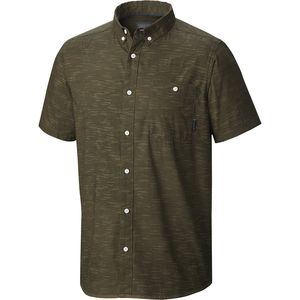 Mountain Hardwear Air Camo Shirt - Short-Sleeve - Men's