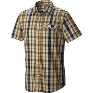 Mountain Hardwear Stout Shirt - Short-Sleeve - Men's