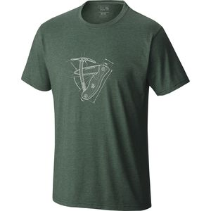 Mountain Hardwear Multi Tool T-Shirt - Short-Sleeve - Men's